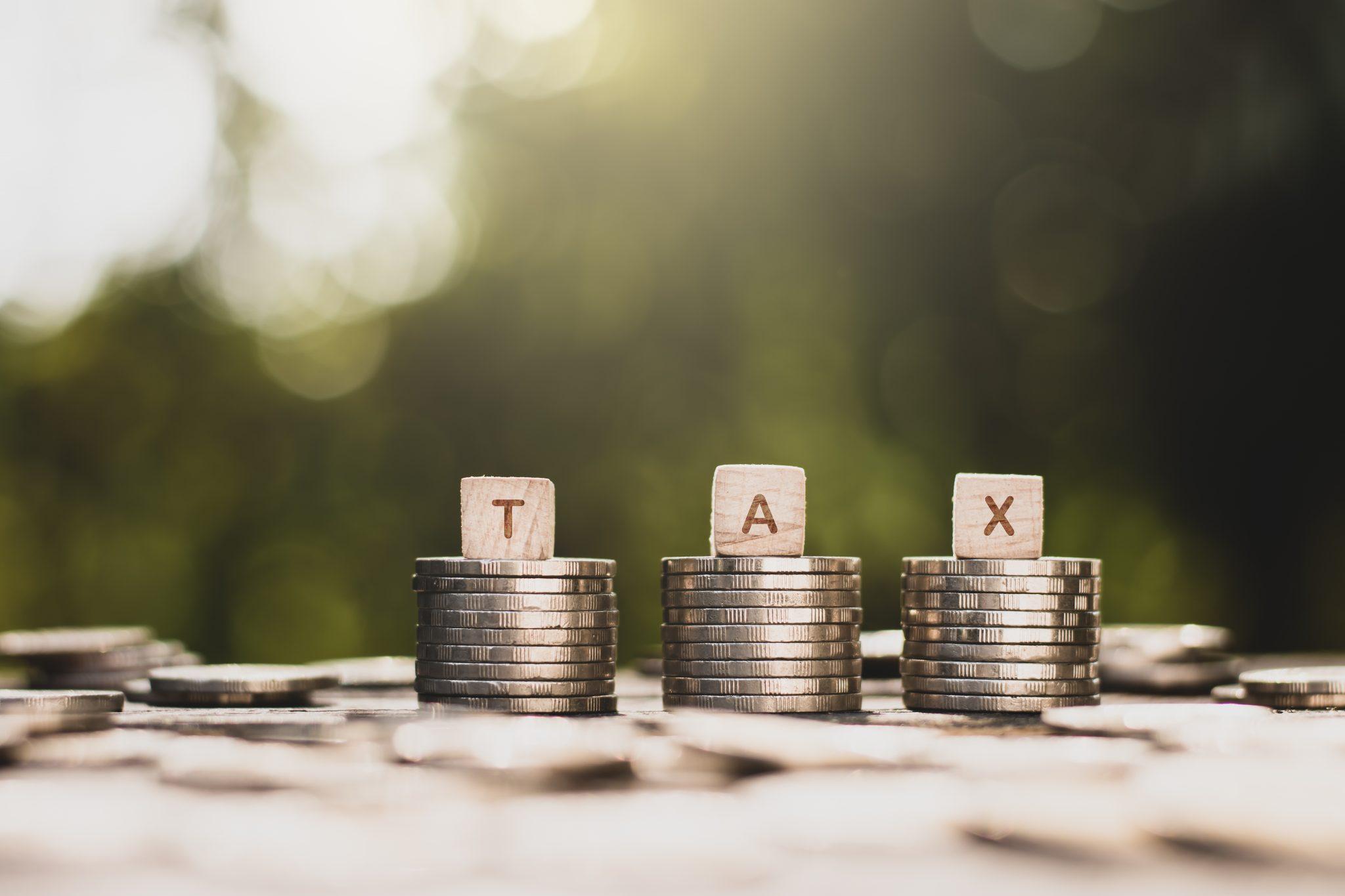 tax gateway landing